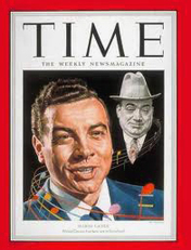 Time cover, 6 August 1951