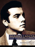 Cover, Mario Lanza: An American Tragedy by Armando Cesari